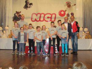 NICI Cup Preisverteilung